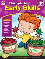 Complete Early Skills: Canadian Edition, Pre-Kindergarten