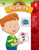 Complete Reading, Grade 1