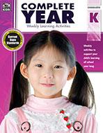 Complete Year, Kindergarten