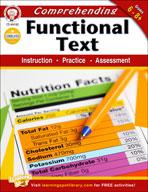 Comprehending Functional Text by Mark Twain Media