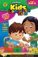 Creative Kids Language Arts, Grades PK-K