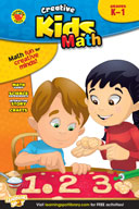 Creative Kids Math, Grades K-1