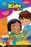 Creative Kids Math, Grades PK-K
