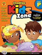 Creative Kids Zone, Pre-Kindergarten