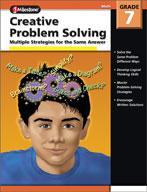 Creative Problem Solving, Grade 7