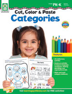 Cut, Color and Paste Categories