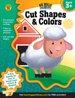 Cut Shapes and Colors
