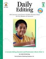 Daily Editing, Grade 5