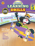 Daily Learning Drills, Grade 5 (ebook)