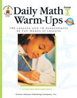 Daily Math Warm-Ups, Grade 3