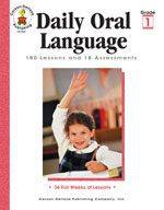 Daily Oral Language: Grade 1