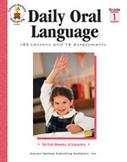 Daily Oral Language: Grade 1