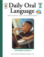 Daily Oral Language: Grade 2