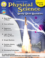 Daily Skill Builders: Physical Science by Mark Twain Media