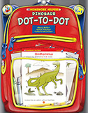 Dinosaur Dot-To-Dot, Grades Pk - 1