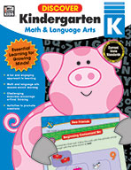 Discover Kindergarten