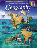 Discovering the World of Geography: Grades 6-7 by Mark Twain Media