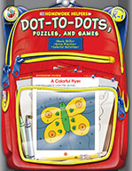 Dot-To-Dot, Puzzles, And Games, Grades Pk - 1