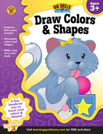 Draw Colors and Shapes
