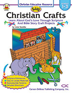 Easy Christian Crafts, Grades 1 - 3