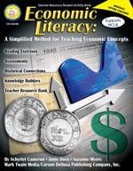 Economic Literacy by Mark Twain Media