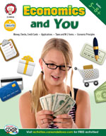 Economics and You by Mark Twain Media