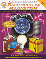 Electricity and Magnetism by Mark Twain Media