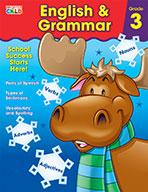 English & Grammar, Grade 3