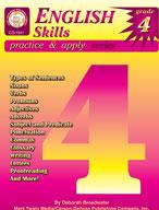 English Skills: Grade 4 by Mark Twain Media