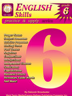 English Skills: Grade 6 by Mark Twain Media