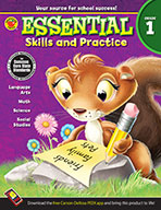 Essential Skills And Practice, Grade 1