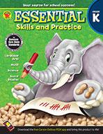 Essential Skills And Practice, Grade K
