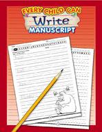 Every Child Can Write Manuscript
