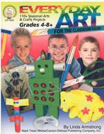 Everyday Art for the Classroom Teacher by Mark Twain Media