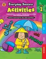 Everyday Success  Activities First Grade (eBook)