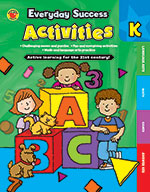 Everyday Success  Activities Kindergarten (eBook)