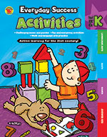 Everyday Success Activities Prekindergarten (eBook)