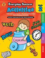 Everyday Success  Activities Second Grade (eBook)