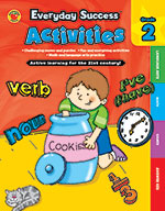 Everyday Success  Activities Second Grade (eBook)