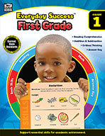 Everyday Success, First Grade (eBook)