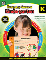 Everyday Success, Kindergarten (eBook)