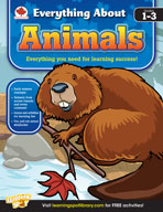 Everything About Animals: Canadian Edition