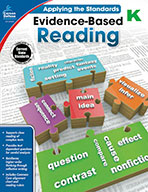 Evidence-Based Reading, Kindergarten (ebook)