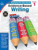 Evidence-Based Writing, Grade 1 (ebook)
