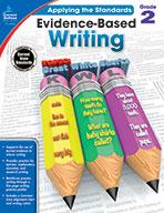 Evidence-Based Writing, Grade 2 (ebook)
