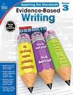 Evidence-Based Writing, Grade 3 (ebook)