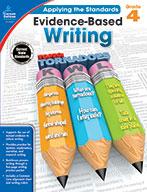 Evidence-Based Writing, Grade 4 (ebook)