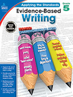 Evidence-Based Writing, Grade 5 (ebook)