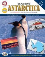 Exploring Antarctica by Mark Twain Media