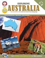 Exploring Australia by Mark Twain Media